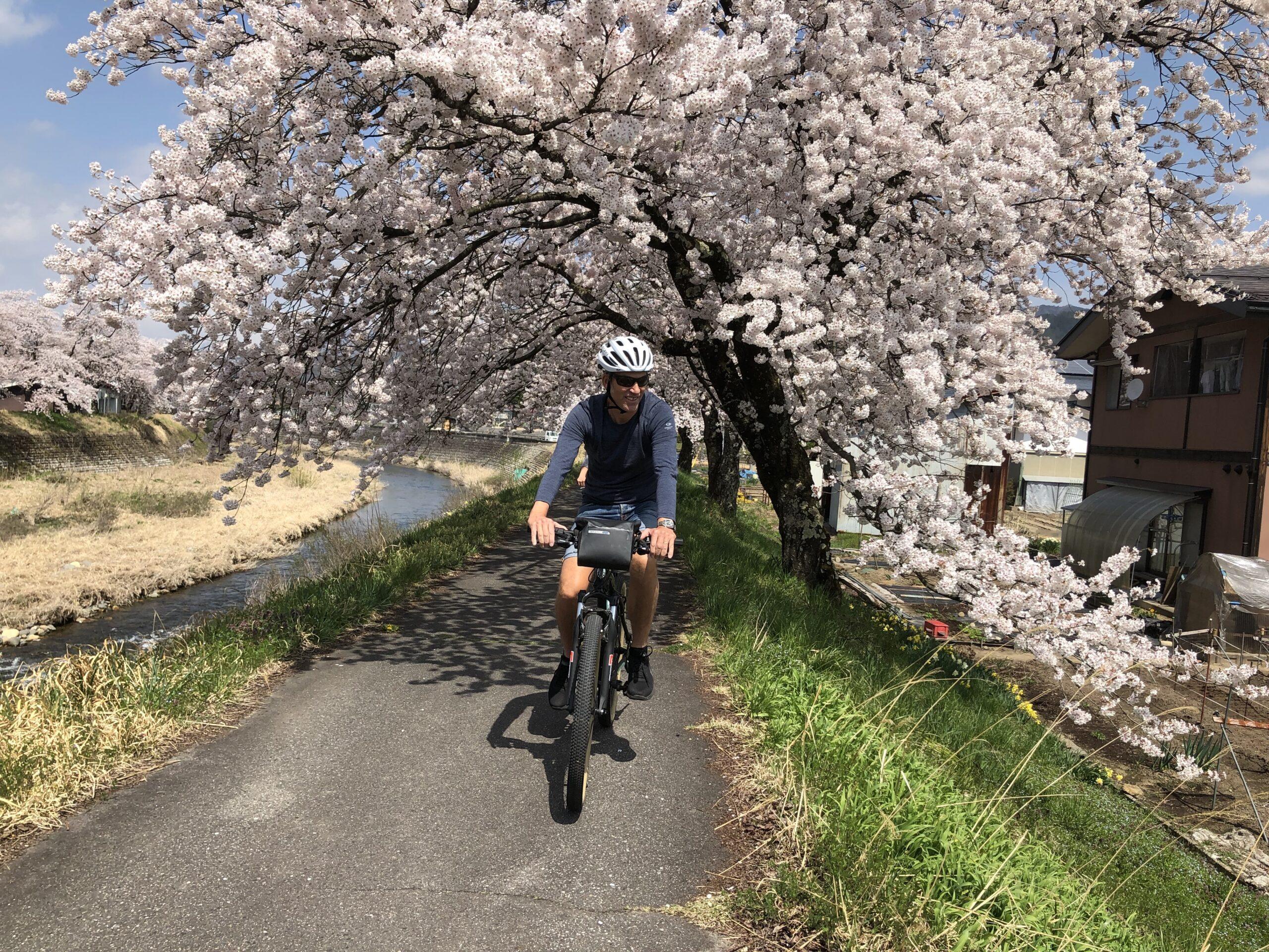 Hida Countryside  Bike Tour