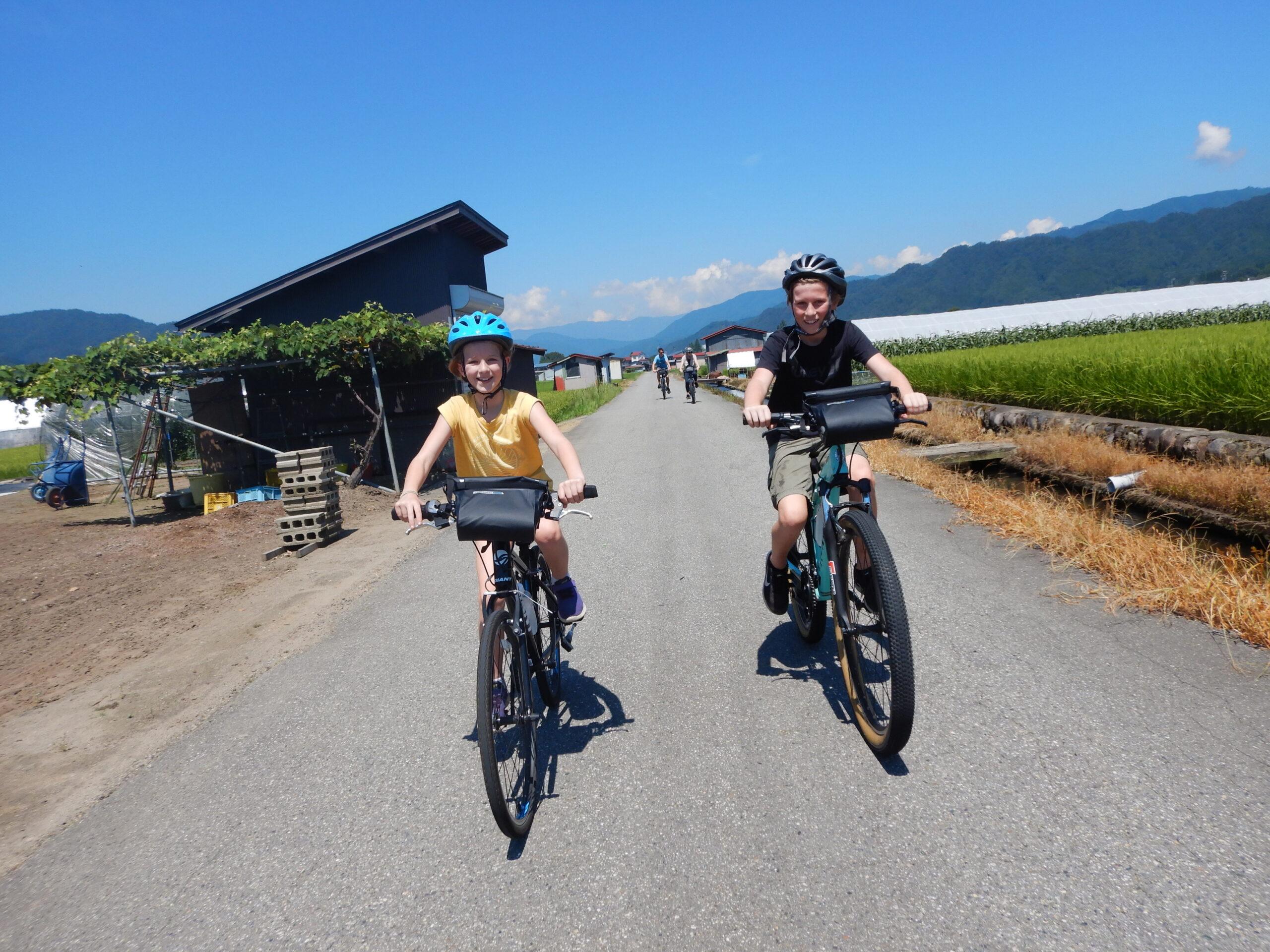Kids Bike Tour