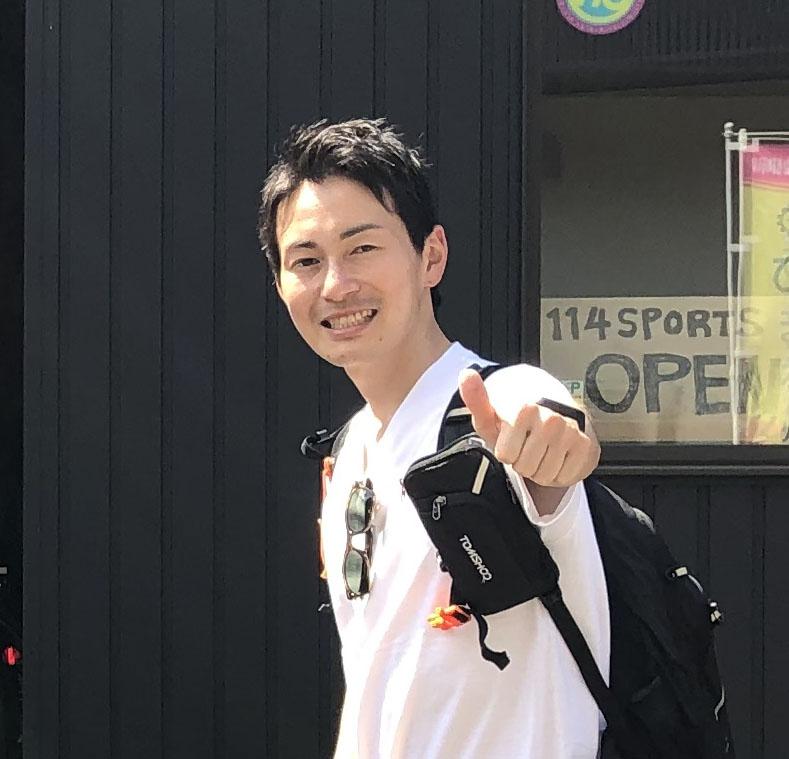 Shingo Matsuba